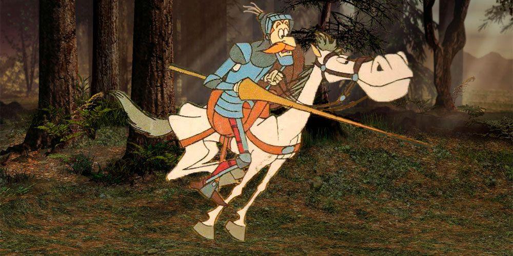 Don Quijote de la Mancha para niños: ña aventura de Andrés y la quema de libros