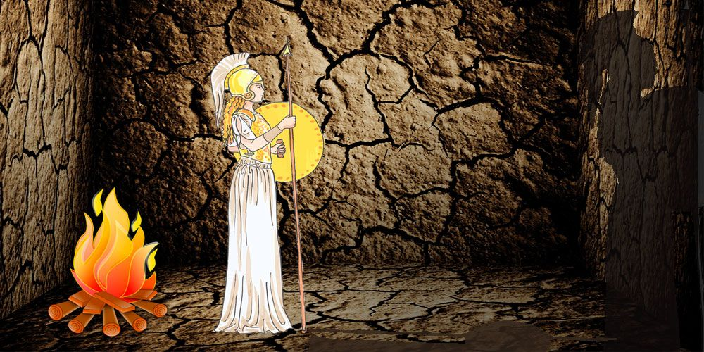 El mito d ela caverna de Platón con sus reflexiones y análisis