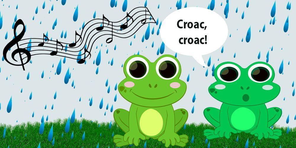 Una leyenda mexicana para niños: Los sapos y la lluvia