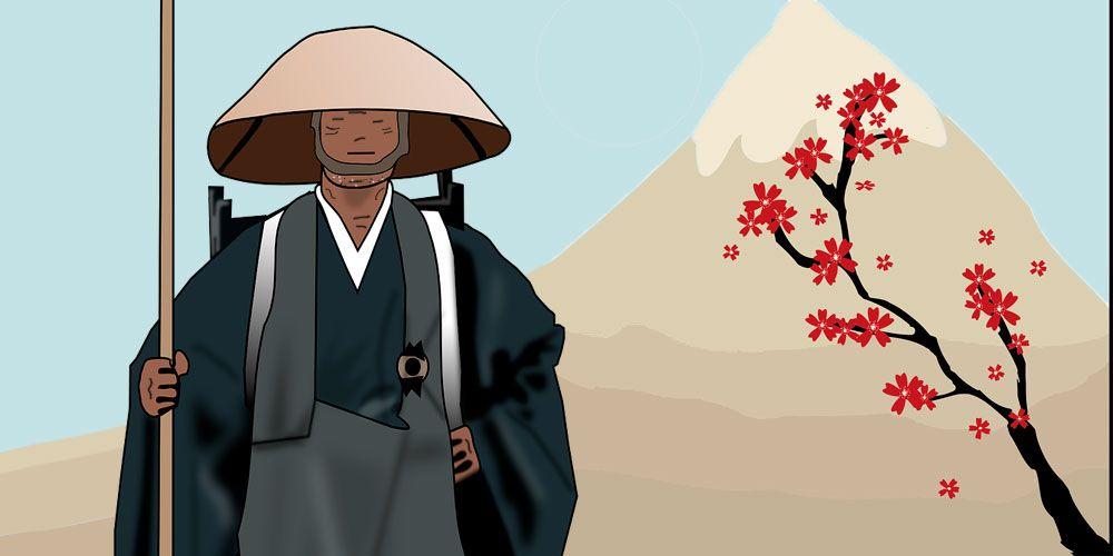 Una fábula china sobre la perseverancia: De cómo el viejo tonto removió las montañas