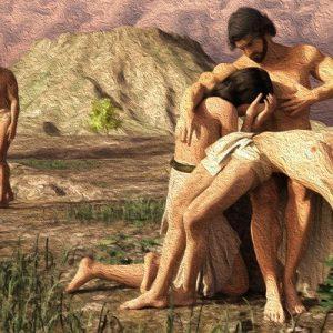 Caín y Abel. Historia bíblica para niños
