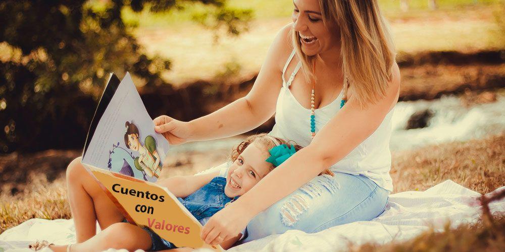 Cuentos con valores para niños que puedes usar en la educación de tu hijo