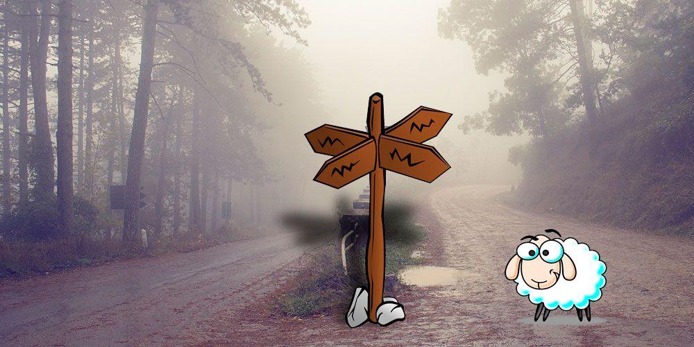 Deamasiados senderos, una fábula china sobre el exceso de tareas, para adolescentes y adultos