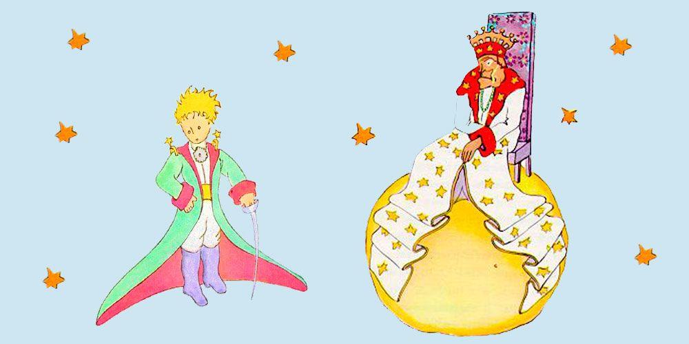 El principito y el rey, un cuento sobre la autoridad