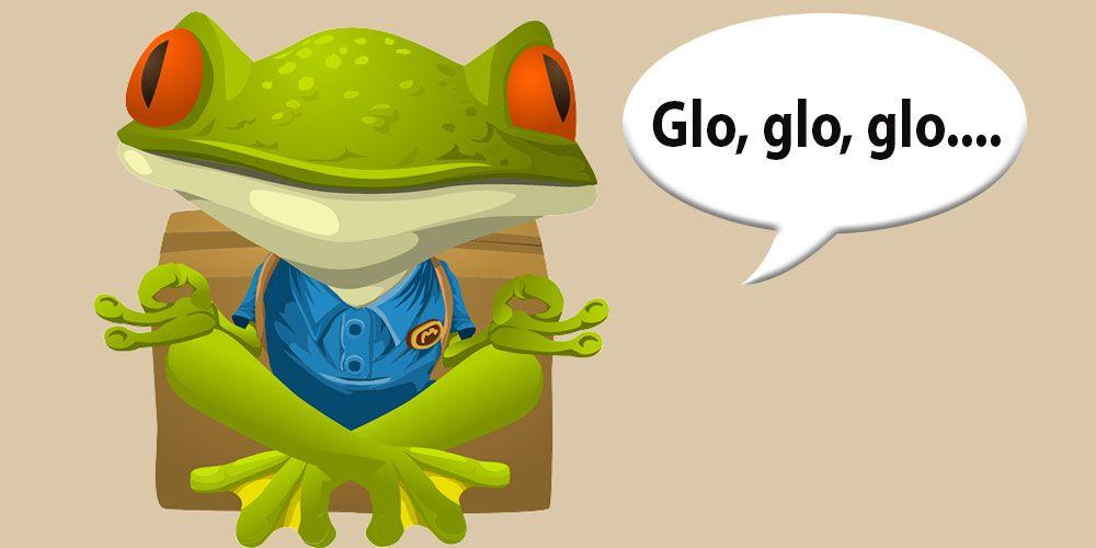 El sapito glo, glo, glo, una poesía para niños muy divertida