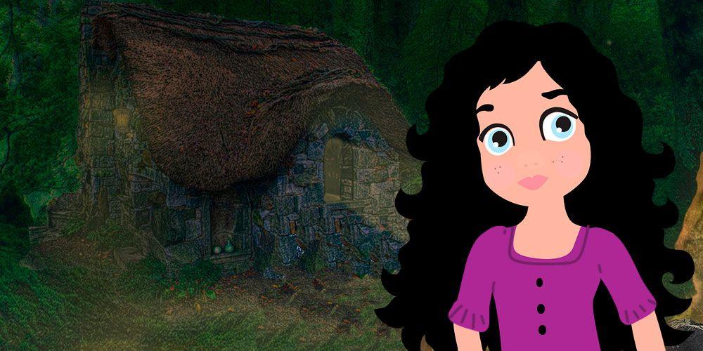 La casa del bosque, un cuento de los hermanos Grimm sobre la bondad y la generosidad