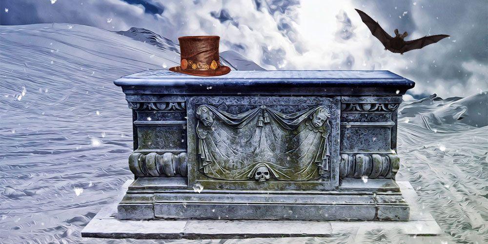 El entierro, un cuento de vampiros de Lord Byron