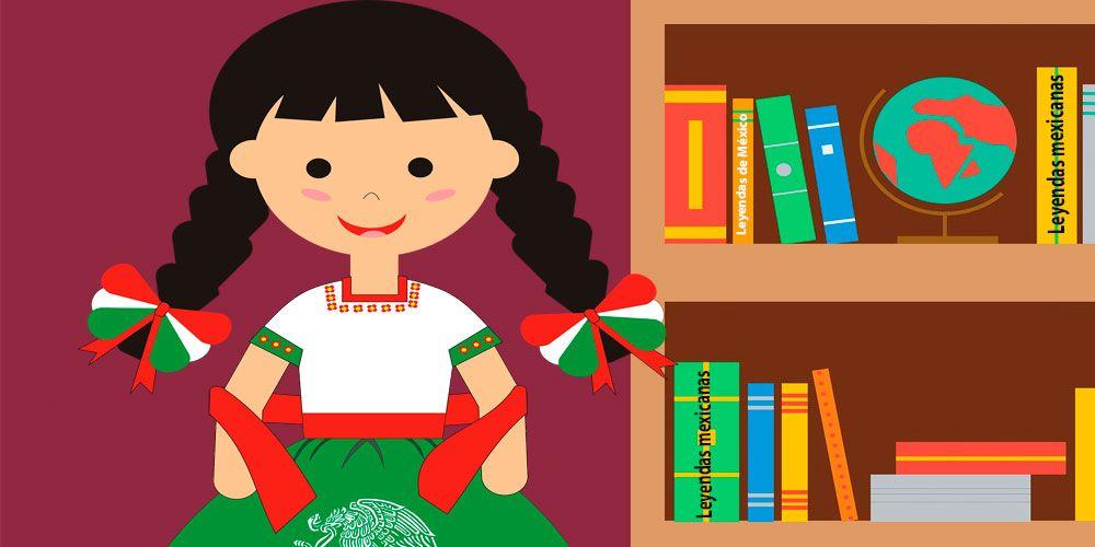 Leyendas mexicanas para niños y mayores