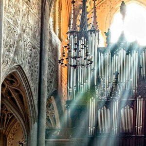 Maese Pérez el organista. Leyenda de Bécquer