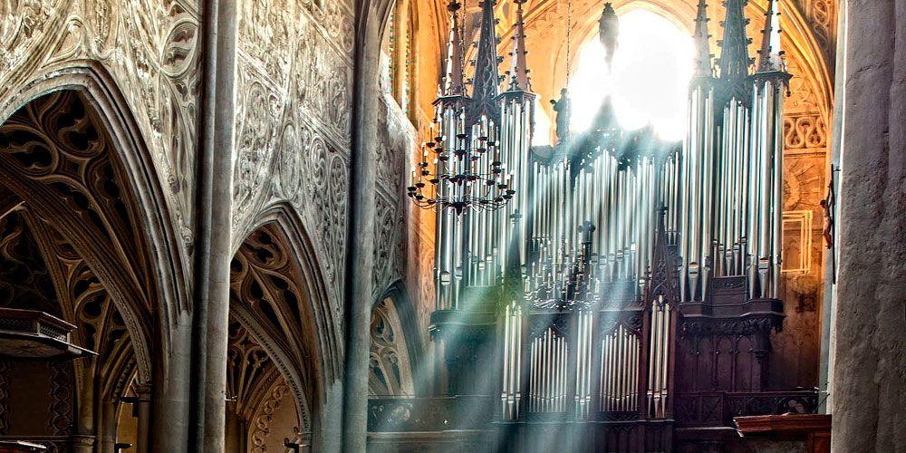 Maese Pérez el organista, leyenda de Gustavo Adolfo Bécquer