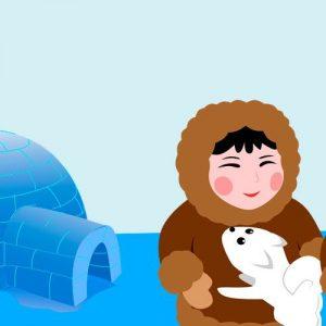 Trueno y Rayo. Fábula esquimal para niños con valores
