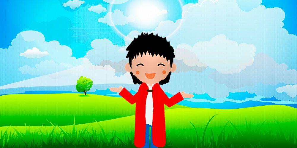 Juan con suerte, un cuento sobre el pensamiento positivo