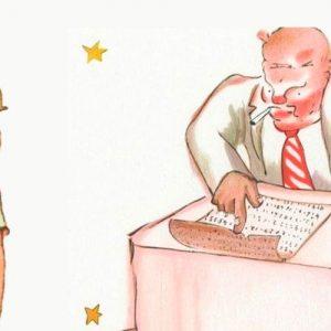 El principito y el hombre de negocios. Un cuento repleto de reflexiones