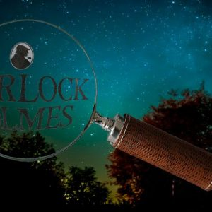 Sherlock Holmes y la excursión de campamento. Fábula moderna para pensar