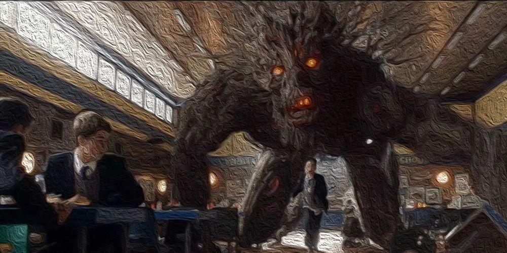 Invisible, la tercera historia de Un monstruo viene a verme