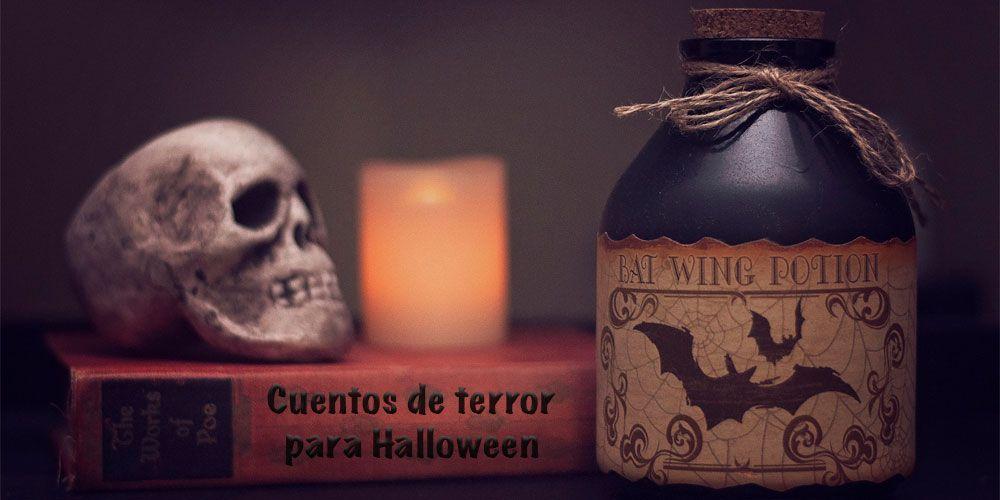 Cuentos de terror para Halloween