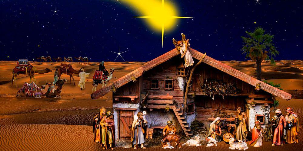 Nochebuena, poesía de Navidad de Amado Nervo para niños