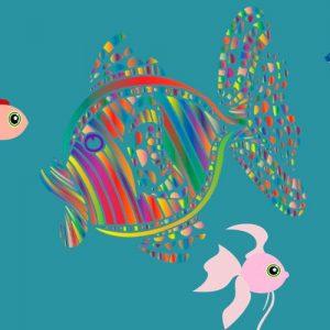 Mil peces. Fábula para adultos sobre las personas perfeccionistas