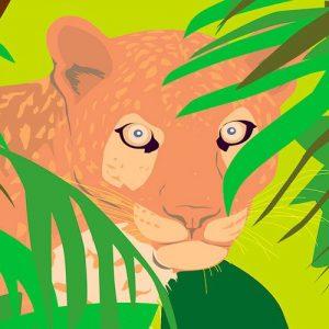 El cazador, el zorro y el leopardo. Fábula corta con valores
