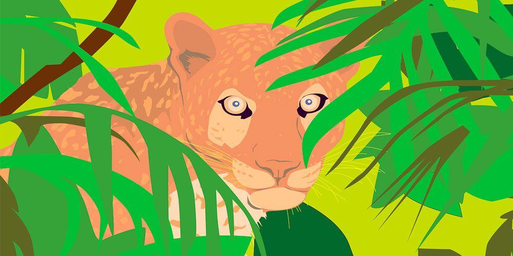 El cazador, el zorroy el leopardo, una fábula India con valores