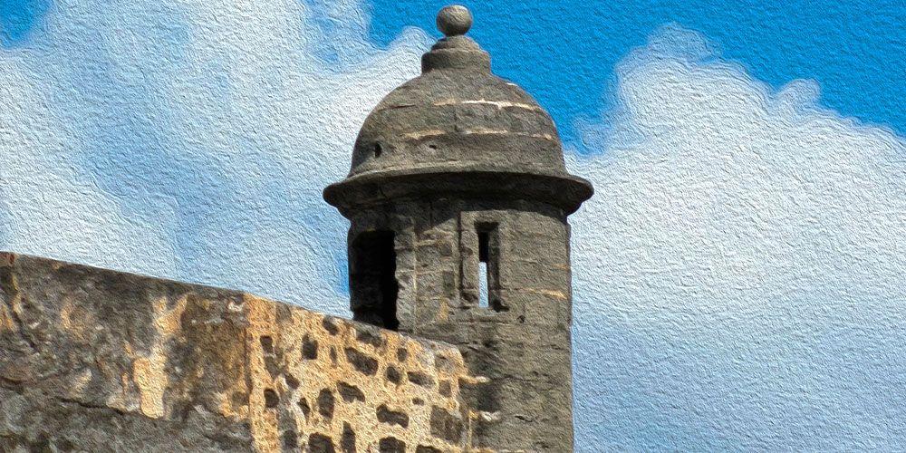 La garita del diablo, una leyenda de Puerto Rico