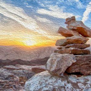 La roca y el perdón. Una fábula budista para reflexionar