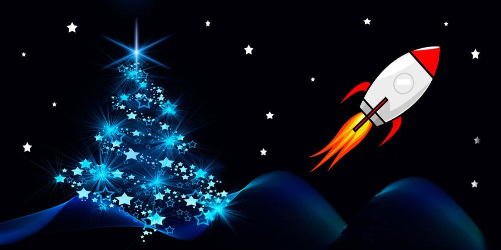 Un cuento de Navidad futurista: cuento de Navidad, de Ray Bradbury