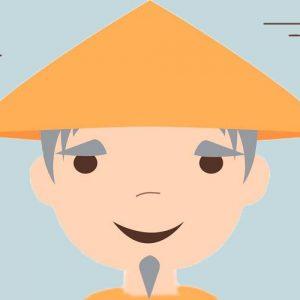 El mandarín impaciente. Fábula china sobre la paciencia