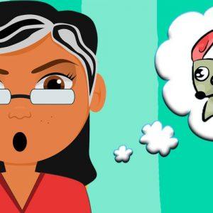 Ratonofobia. Cuento para niños sobre las fobias